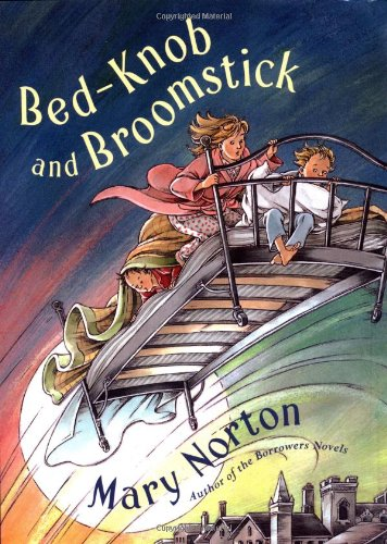 9780152024505: Bed-Knob and Broomstick