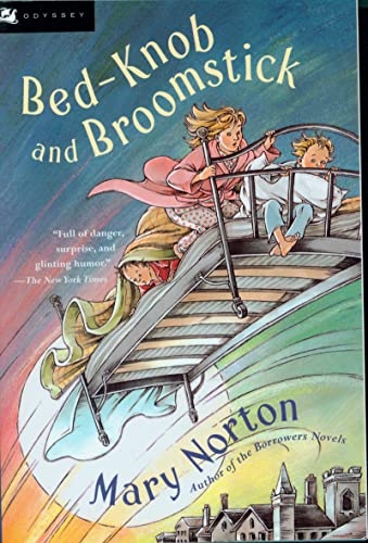 9780152024567: Bed-Knob and Broomstick (A Combined Edition of: