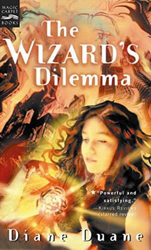 9780152024604: The Wizard's Dilemma (Young Wizards (Quality))