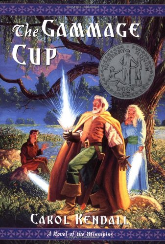 9780152024871: The Gammage Cup