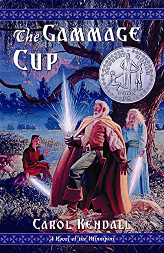9780152024932: The Gammage Cup: A Novel of the Minnipins
