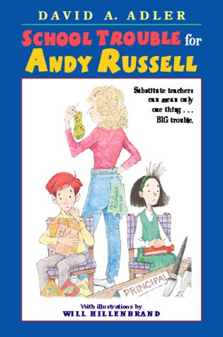 9780152024963: School Trouble for Andy Russell