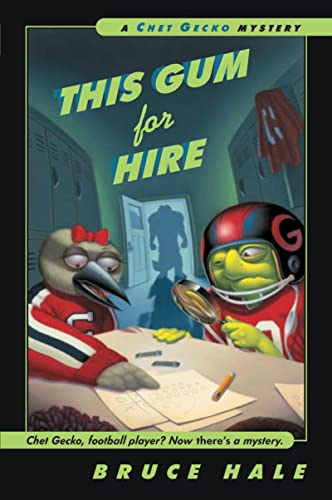 9780152024970: This Gum for Hire (Chet Gecko Mystery)