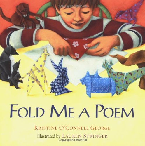 9780152025014: Fold Me a Poem