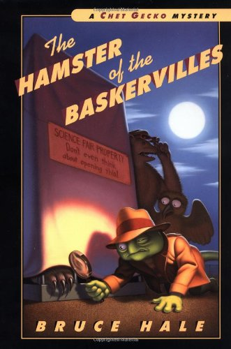 9780152025038: The Hamster of the Baskervilles: A Chet Gecko Mystery