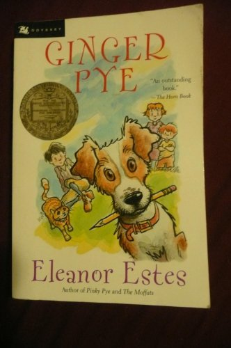 9780152025052: Ginger Pye (Young Classic)