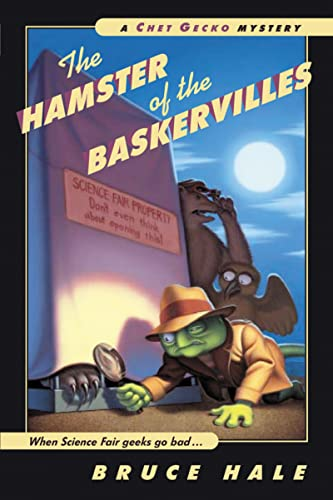 9780152025090: The Hamster of the Baskervilles (Chet Gecko Mysteries (Numbered))