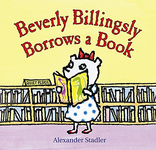 9780152025106: Beverly Billingsly Borrows a Book