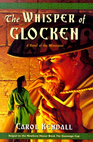 9780152025113: The Whisper of Glocken