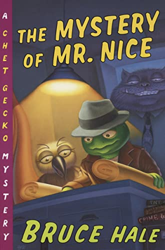 9780152025151: The Mystery of Mr. Nice (A Chet Gecko Mystery)