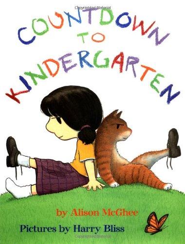 9780152025168: Countdown to Kindergarten