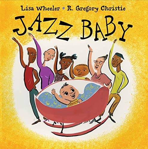 9780152025229: Jazz Baby