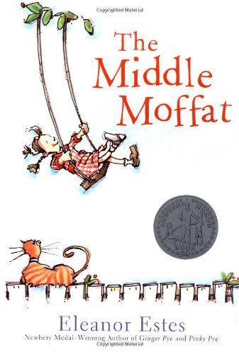 9780152025236: The Middle Moffat