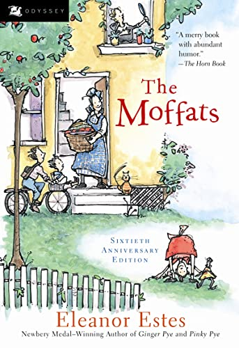 9780152025410: The Moffats (Young Classic)