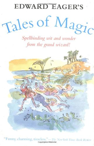 Tales of Magic Boxed Set: Eager, Edward