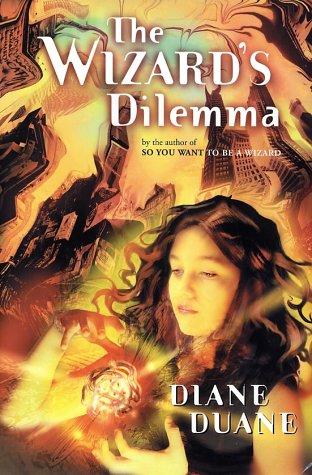 9780152025519: The Wizard's Dilemma (Wizardry)