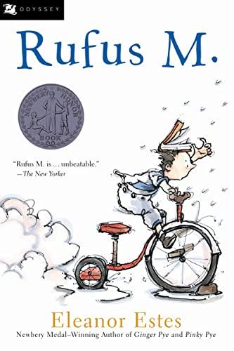 9780152025779: Rufus M.