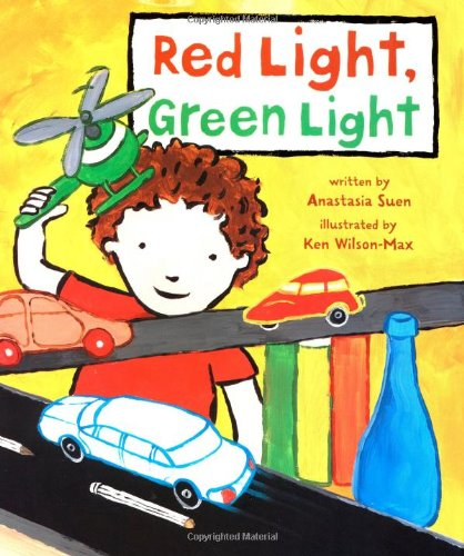 9780152025823: Red Light, Green Light