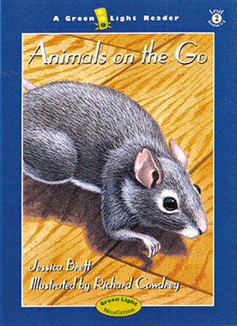 9780152025847: Animals on the Go (Green Light Readers: Level 2)