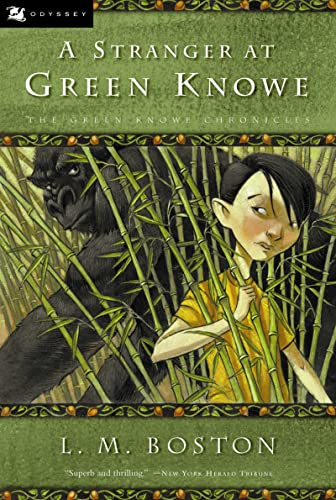 9780152025892: A Stranger at Green Knowe