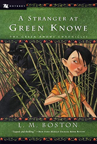 9780152025892: A Stranger at Green Knowe