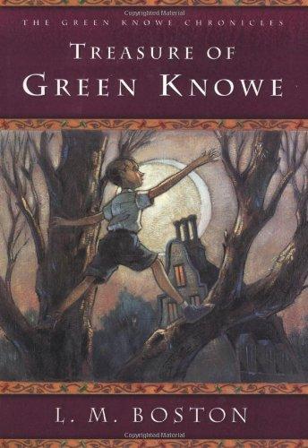 9780152025953: Treasure of Green Knowe