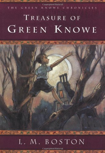 9780152025953: Treasure of Green Knowe