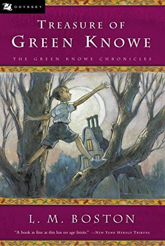 9780152026011: Treasure of Green Knowe