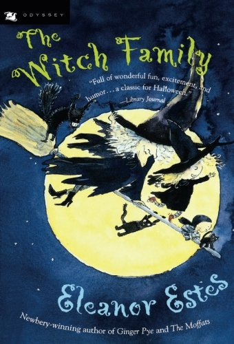 9780152026103: The Witch Family (Young Classic)