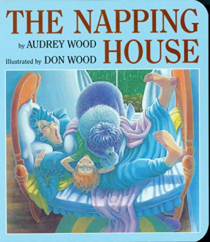 9780152026325: The Napping House (Red wagon books)