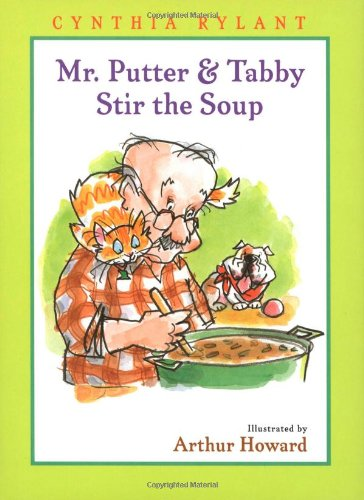 9780152026370: Mr. Putter & Tabby Stir the Soup