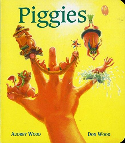 9780152026387: Piggies