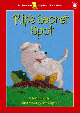 9780152026462: Rip's Secret Spot: Level 1 (Green Light Readers)