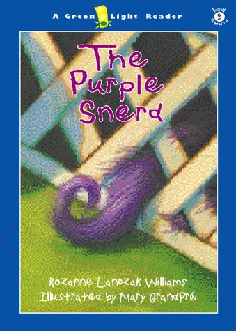 9780152026615: The Purple Snerd