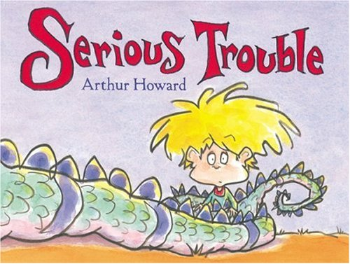 9780152026646: Serious Trouble