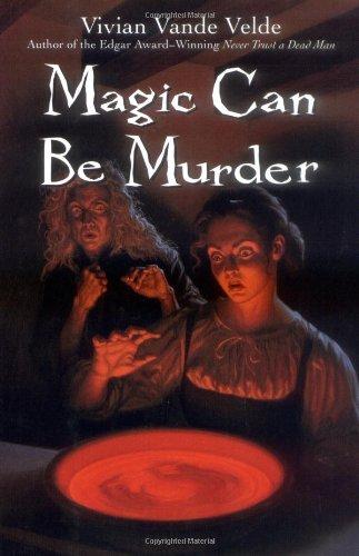 9780152026653: Magic Can Be Murder