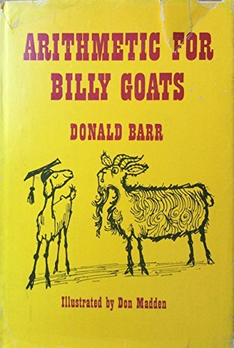 9780152038670: Arithmetic for Billy Goats (Curriculum-Related Books)