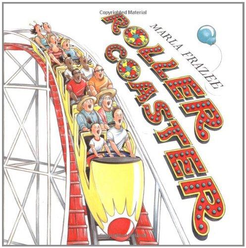 9780152045548: Roller Coaster