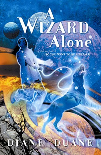 9780152045623: A Wizard Alone: The Sixth Book in the Young Wizards Series