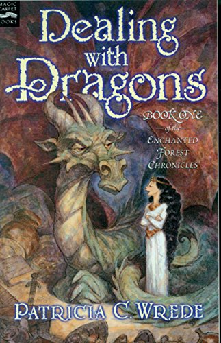 9780152045661: Dealing With Dragons (Enchanted Forest Chronicles)