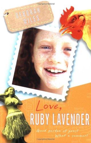 9780152045685: Love, Ruby Lavender