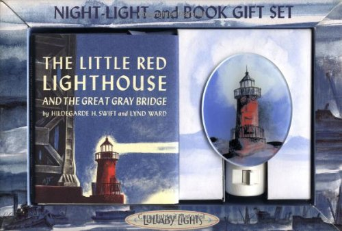 9780152045746: The Little Red Lighthouse and the Great Gray Bridge Gift Set: Night-light and Book