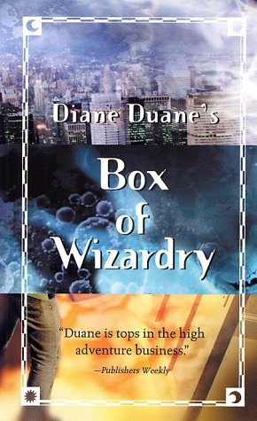 9780152045821: Diane Duane's Box of Wizardry (Young Wizards)