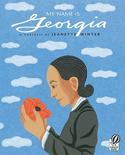 9780152045975: My Name Is Georgia: A Portrait by Jeanette Winter