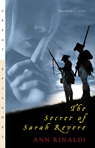 9780152046842: The Secret of Sarah Revere