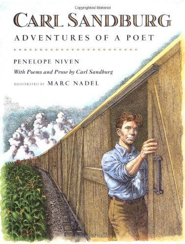 9780152046866: Carl Sandburg: Adventures of a Poet