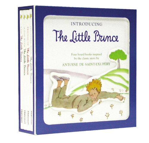 9780152047269: Introducing the Little Prince: Board Book Gift Set