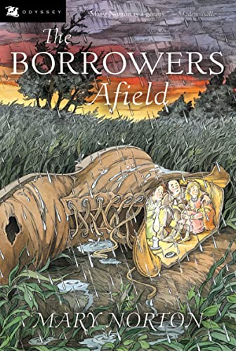 9780152047320: The Borrowers Afield (Odyssey/Harcourt Young Classic)