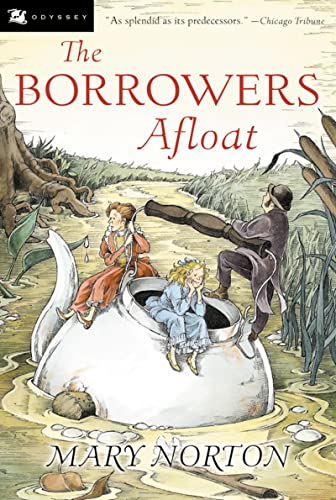 9780152047337: The Borrowers Afloat