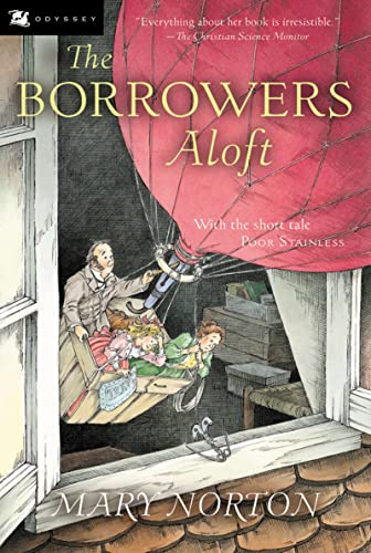 9780152047344: Borrowers Aloft, the (Odyssey)